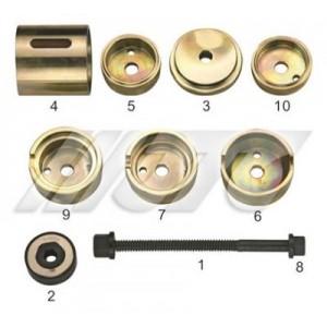 Набор для снятия/установки сайлентблоков подрамника MB W211, W220, W203