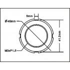 Головка для  рулевого  механизма DAF 4106 JTC