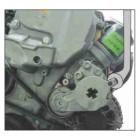 Ключ для промежуточного шкива VAG 4322 JTC (T10241)