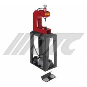 Станок клепальный гидравлический для тормозных колодок в комплекте с насосом (размер заклепок 4-8мм) 5166 JTC