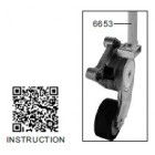Ключ для регулировки натяжения приводного ремня 6653 JTC