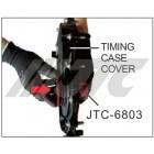 Приспособление для установки переднего сальника коленчатого вала BMW (B37C, B37D, B38A, B38B). 6803 JTC