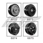 Ключ для удержания шкива компрессора кондиционера FORD 6873 JTC