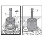Инструмент для снятия шестерни трансмиссии VAG 6880 JTC