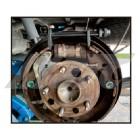 Приспособление для разведения колодок тормозов барабанного типа 6965 JTC