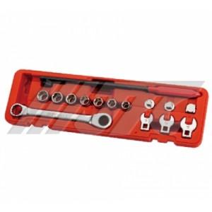 Набор ключей для натяжения и замены поликлинового ремня (универсальный)