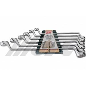 Набор ключей накидных 10-24мм угол 75 град. 6ед.